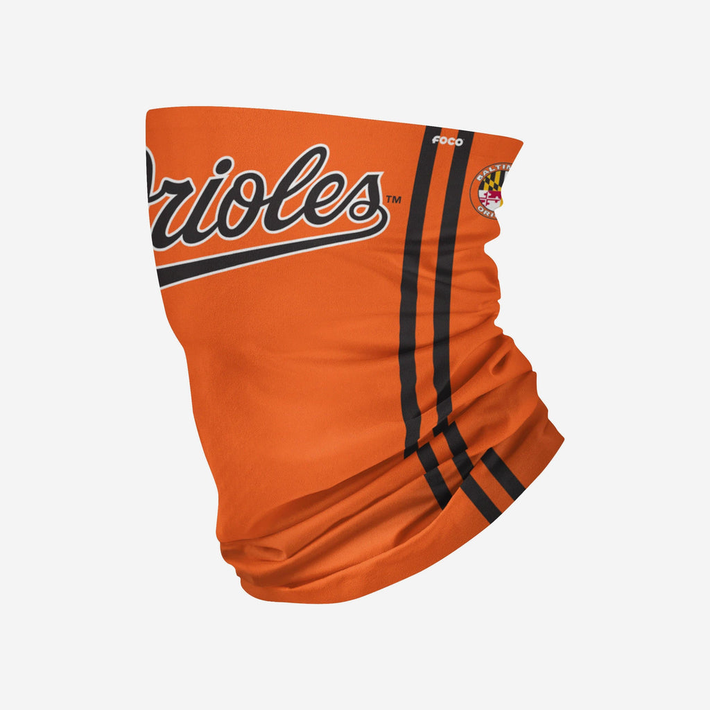 Baltimore Orioles Gameday Ready Gaiter Scarf FOCO - FOCO.com