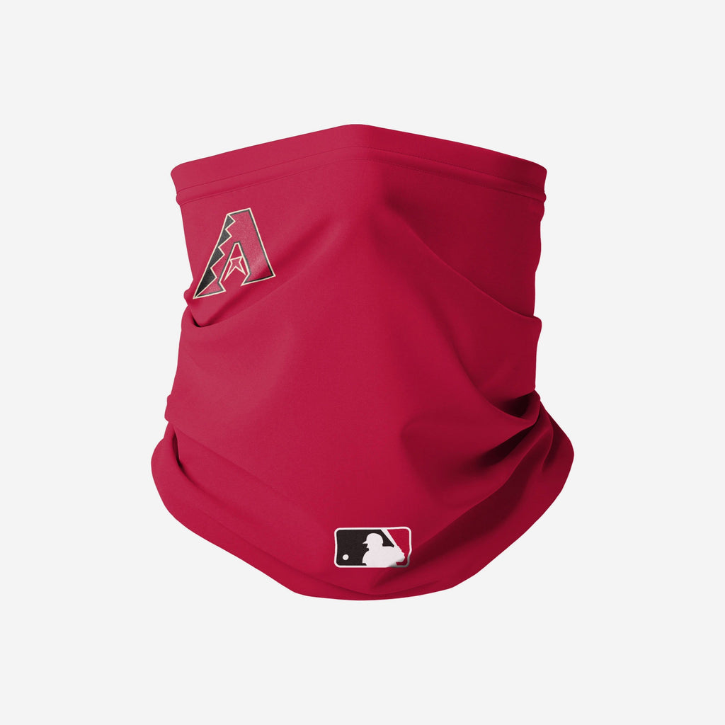 Arizona Diamondbacks On-Field Gameday Gaiter Scarf FOCO - FOCO.com