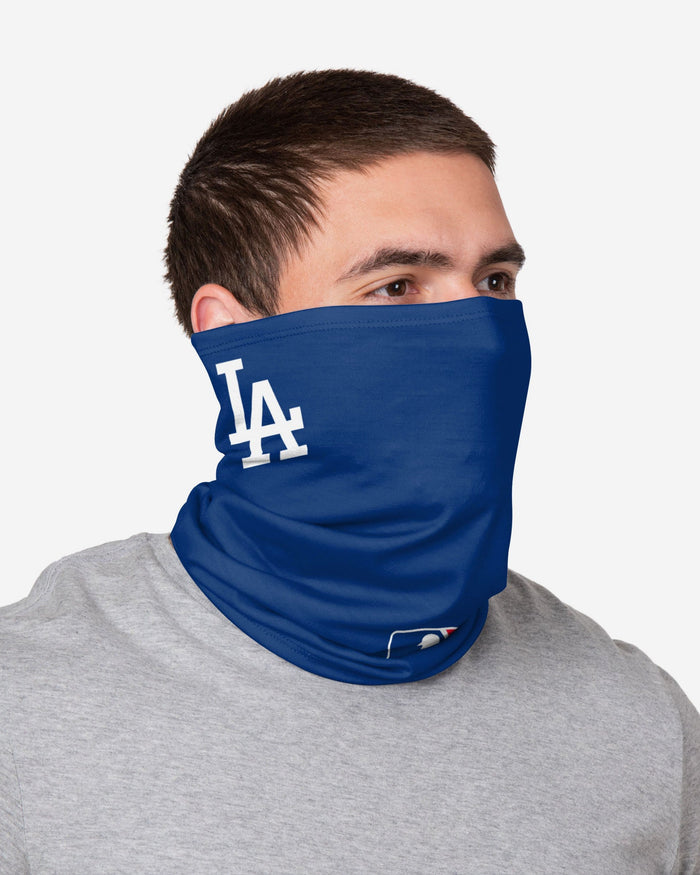 Los Angeles Dodgers On-Field Gameday Gaiter Scarf FOCO - FOCO.com