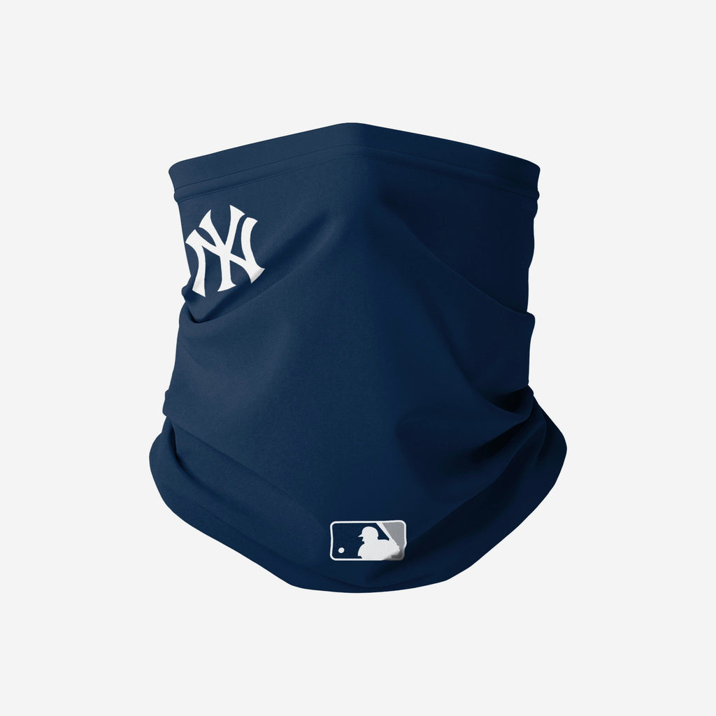 New York Yankees On-Field Gameday Gaiter Scarf FOCO - FOCO.com