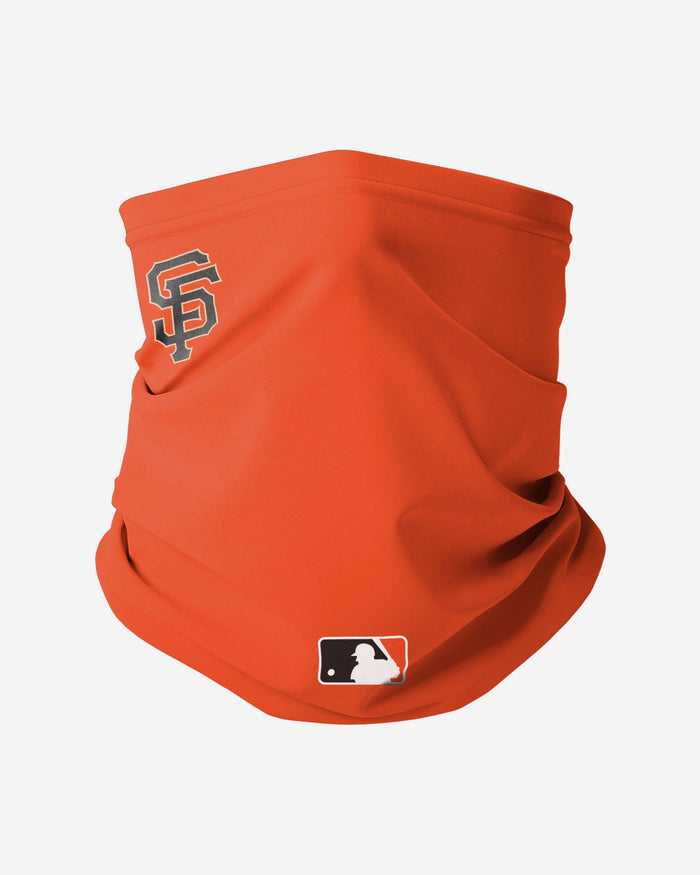 San Francisco Giants On-Field Gameday Gaiter Scarf FOCO - FOCO.com