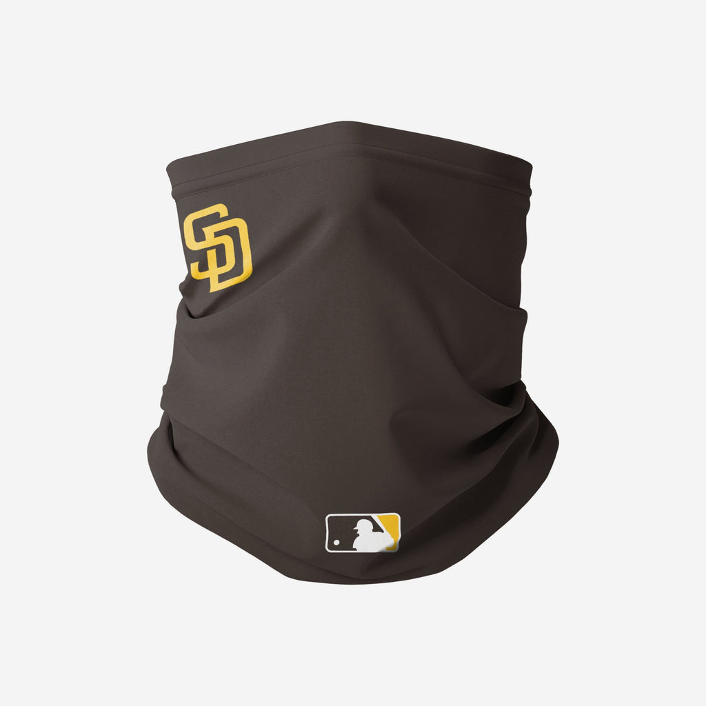 San Diego Padres On-Field Gameday Gaiter Scarf FOCO - FOCO.com