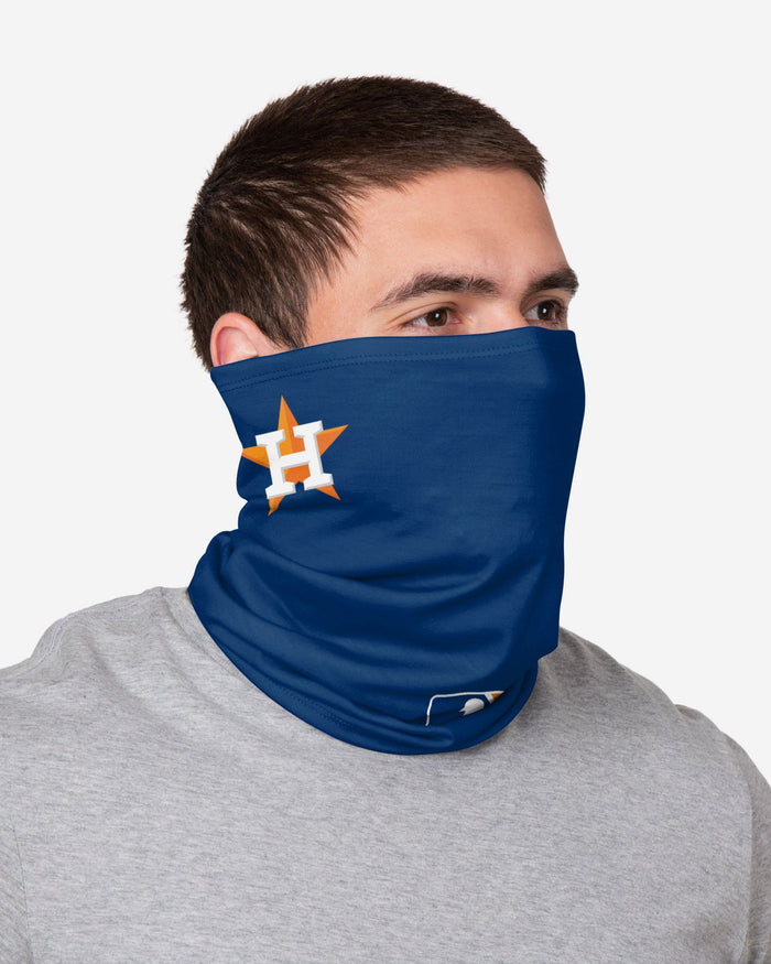 George Springer Houston Astros On-Field Gameday Gaiter Scarf FOCO - FOCO.com
