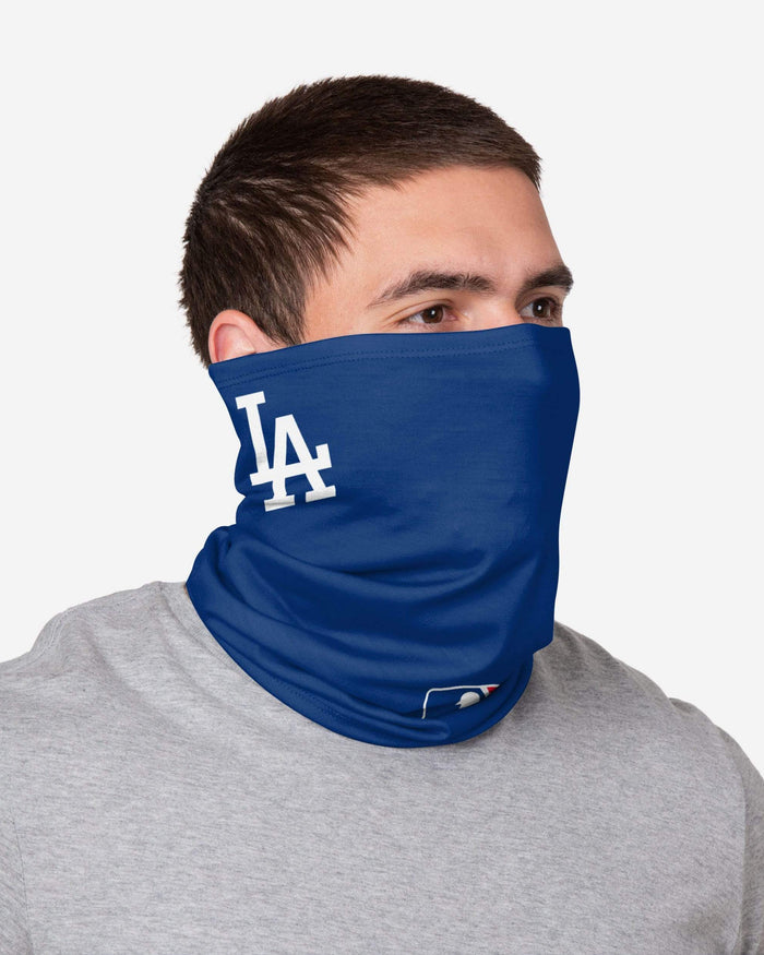 Mookie Betts Los Angeles Dodgers On-Field Gameday Gaiter Scarf FOCO - FOCO.com