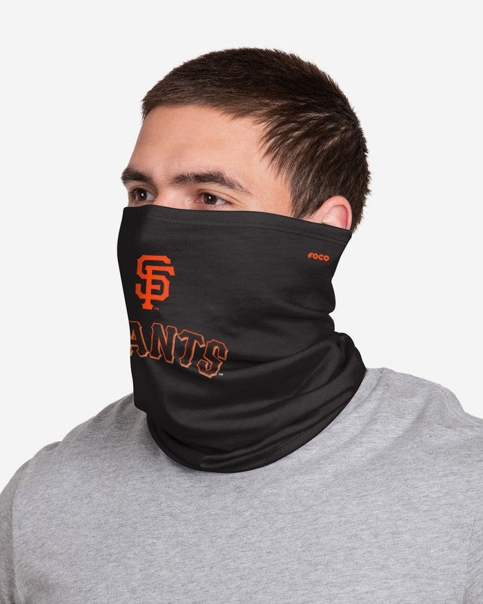 San Francisco Giants Team Logo Stitched Gaiter Scarf FOCO - FOCO.com