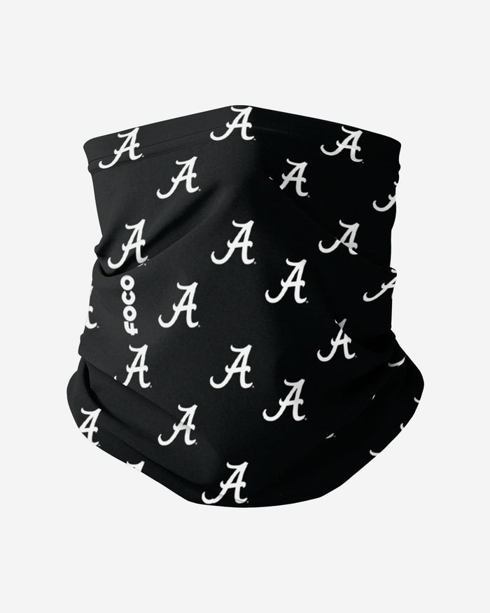 Alabama Crimson Tide On-Field Sideline Repeat Logo Gaiter Scarf FOCO - FOCO.com