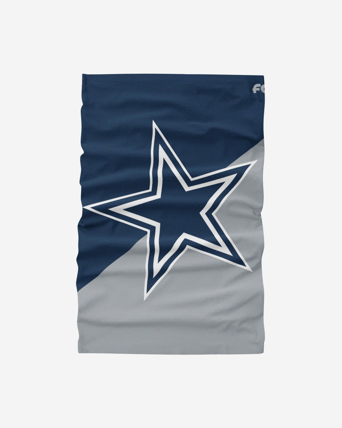 Dallas Cowboys Big Logo Gaiter Scarf FOCO - FOCO.com