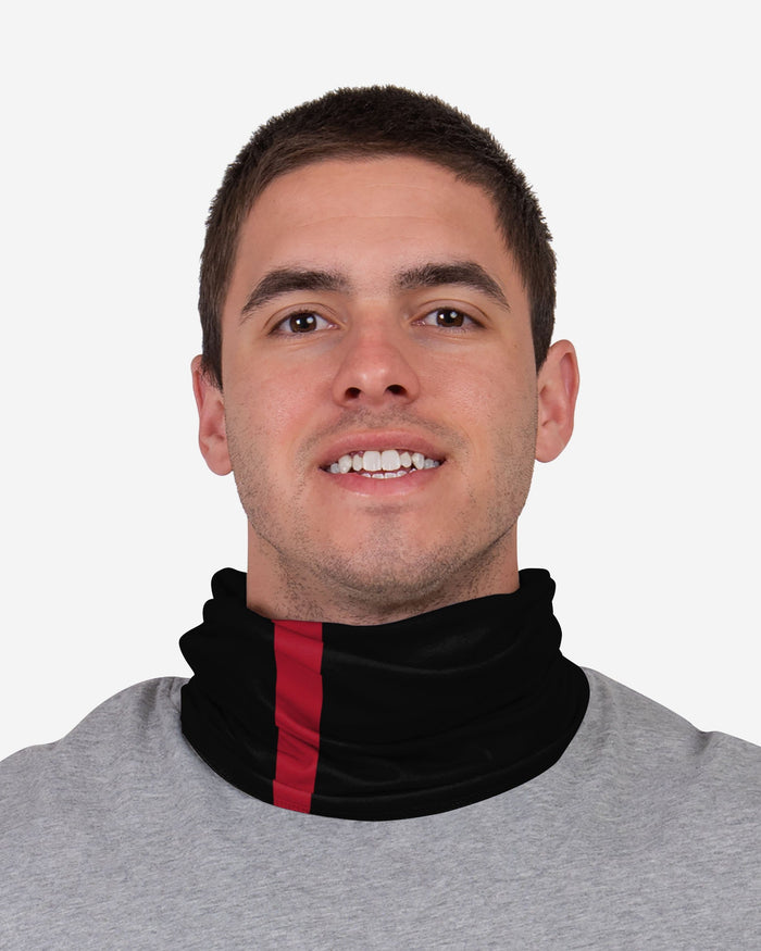 Atlanta Falcons On-Field Sideline Gaiter Scarf FOCO - FOCO.com