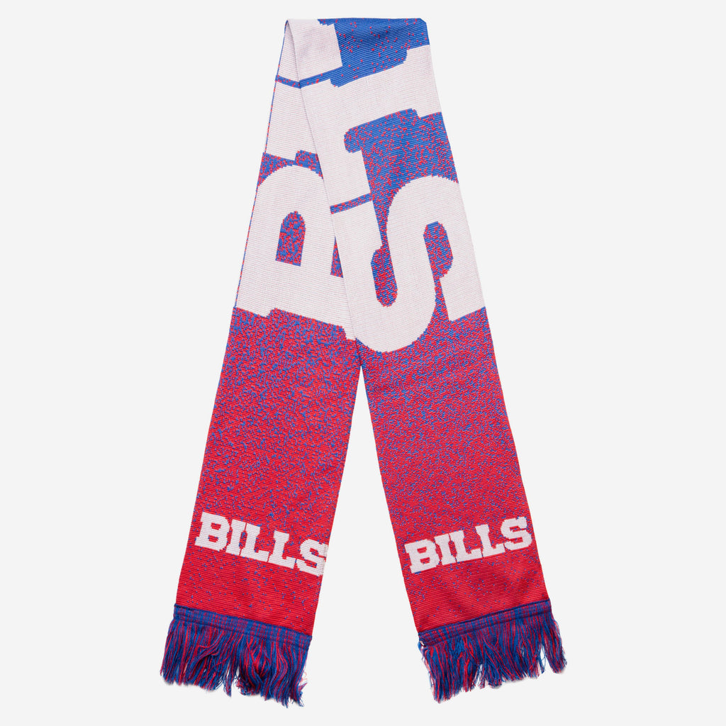 Buffalo Bills Matrix Scarf FOCO - FOCO.com