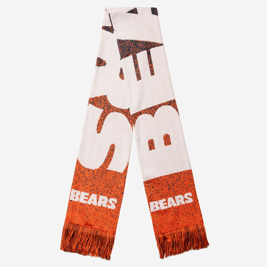 Chicago Bears Matrix Scarf FOCO - FOCO.com