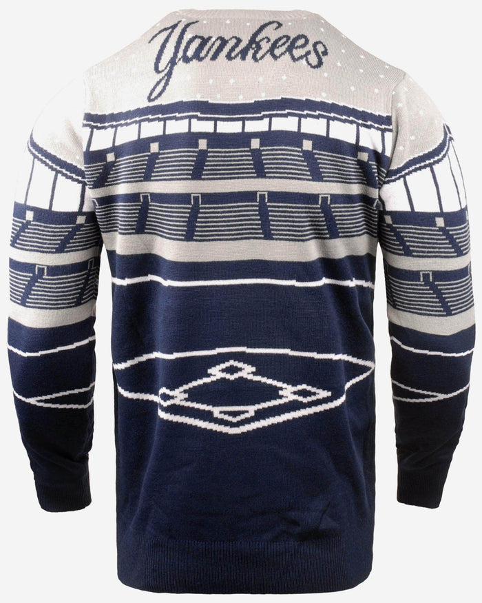 New York Yankees Light Up Bluetooth Sweater FOCO - FOCO.com