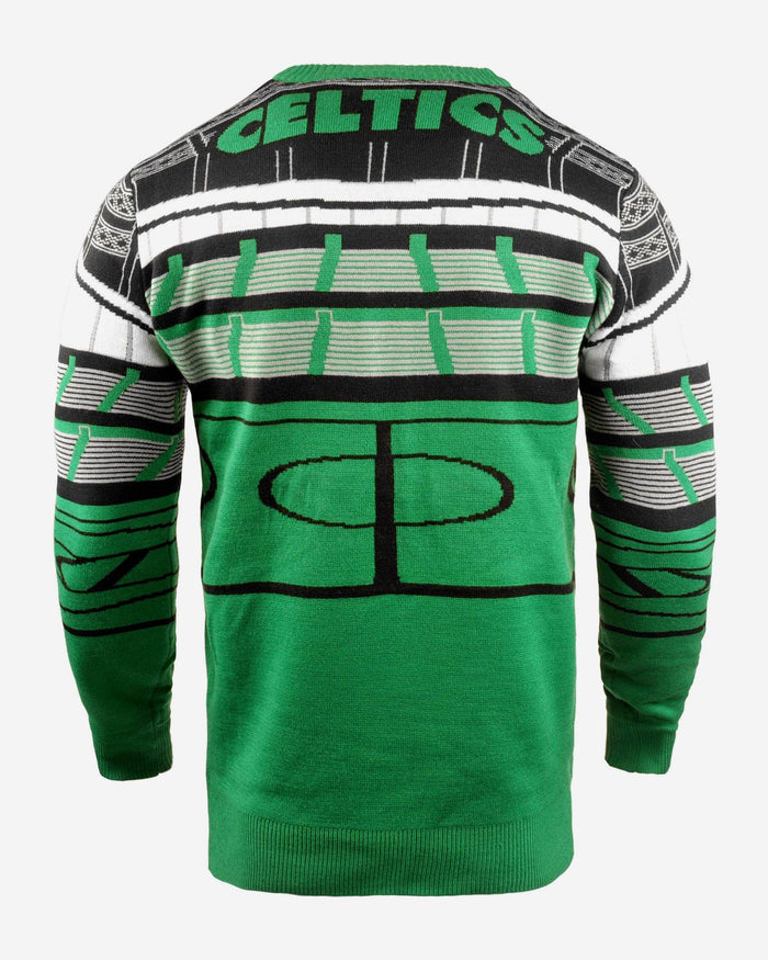 Boston Celtics Light Up Bluetooth Sweater FOCO - FOCO.com
