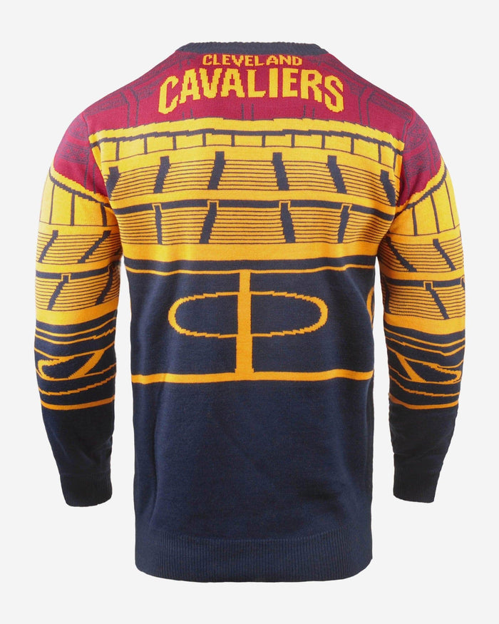 Cleveland Cavaliers Light Up Bluetooth Sweater FOCO - FOCO.com