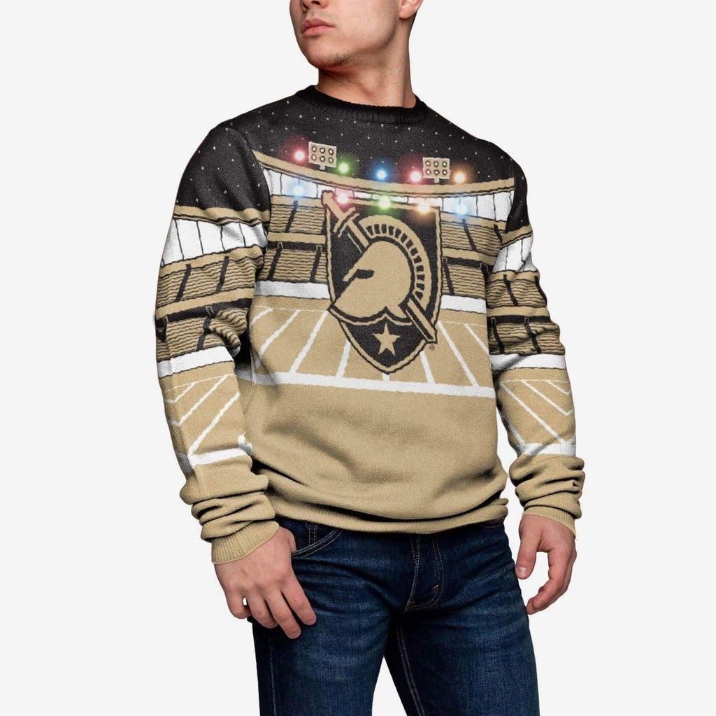 Army Black Knights Light Up Bluetooth Sweater