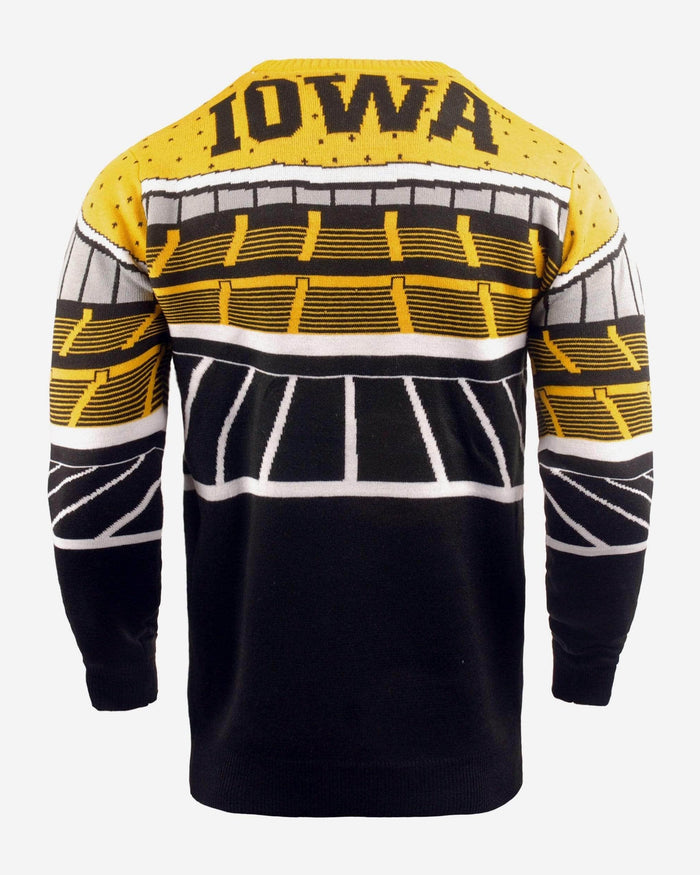 Iowa Hawkeyes Light Up Bluetooth Sweater FOCO - FOCO.com