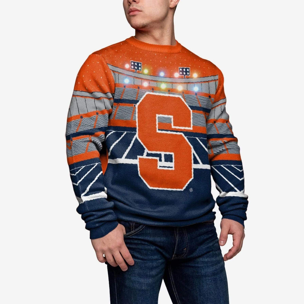Syracuse Orange Stadium Bluetooth Sweater