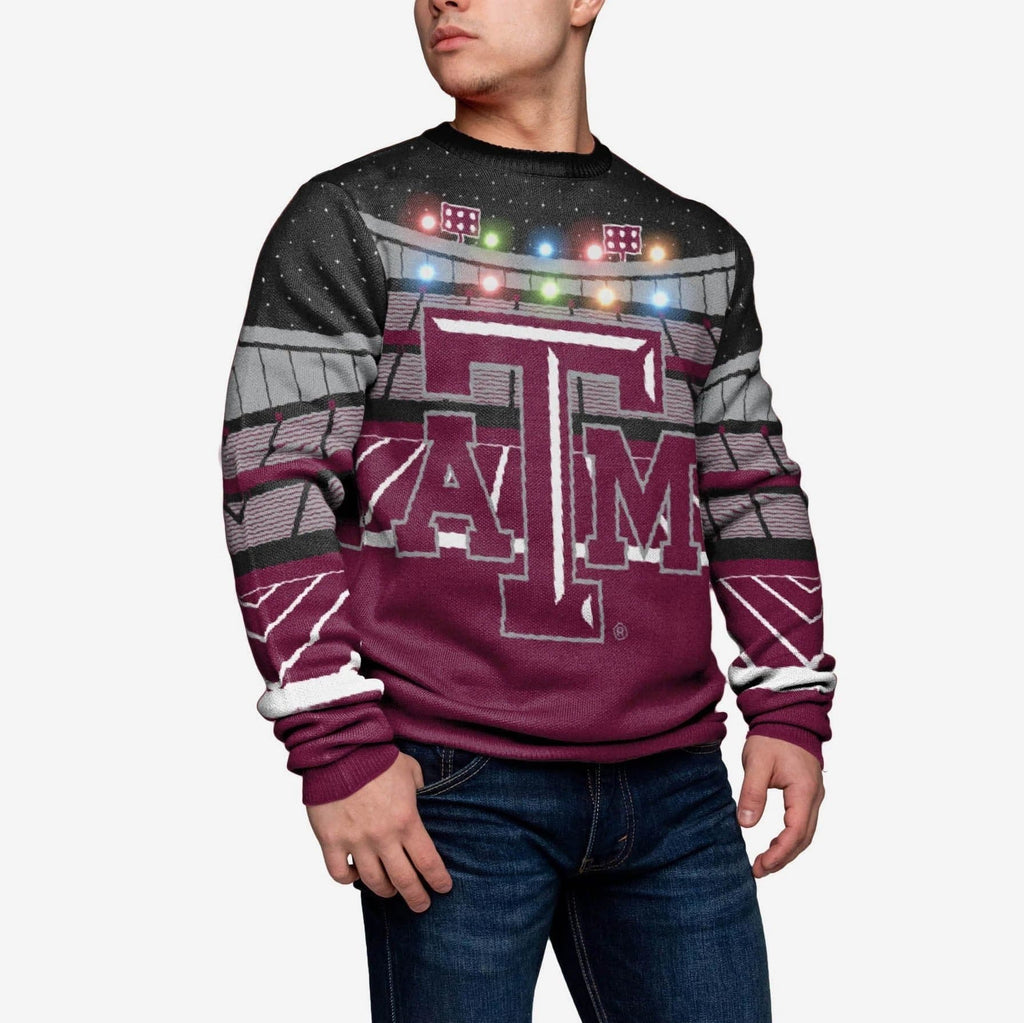 Texas A&M Aggies Light Up Bluetooth Sweater