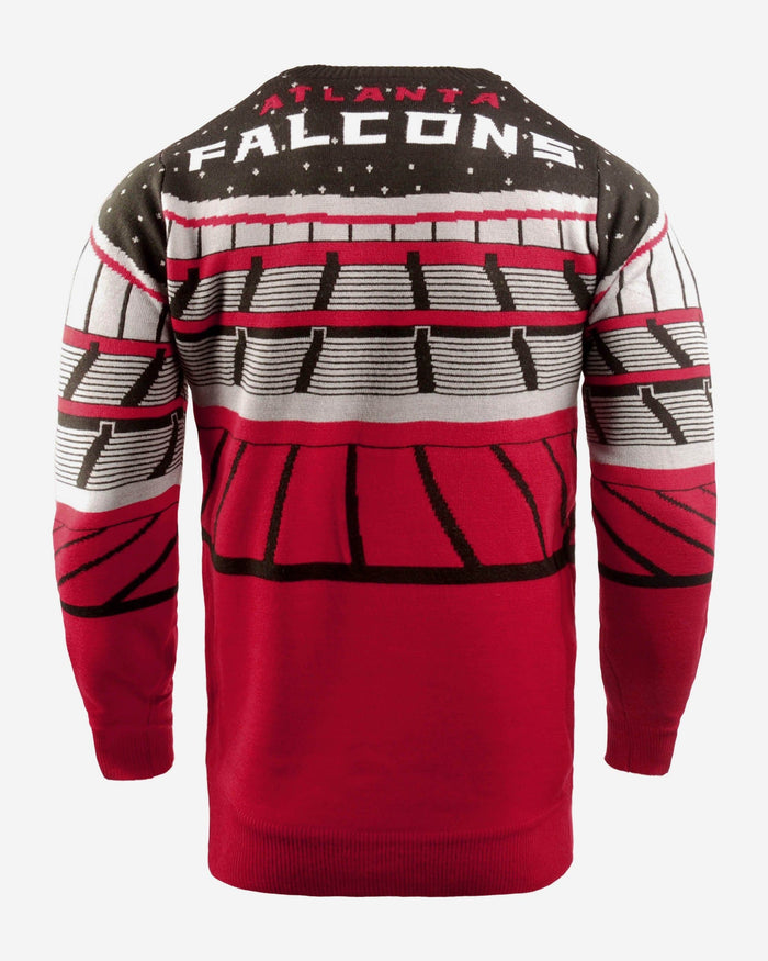 Atlanta Falcons Light Up Bluetooth Sweater FOCO - FOCO.com