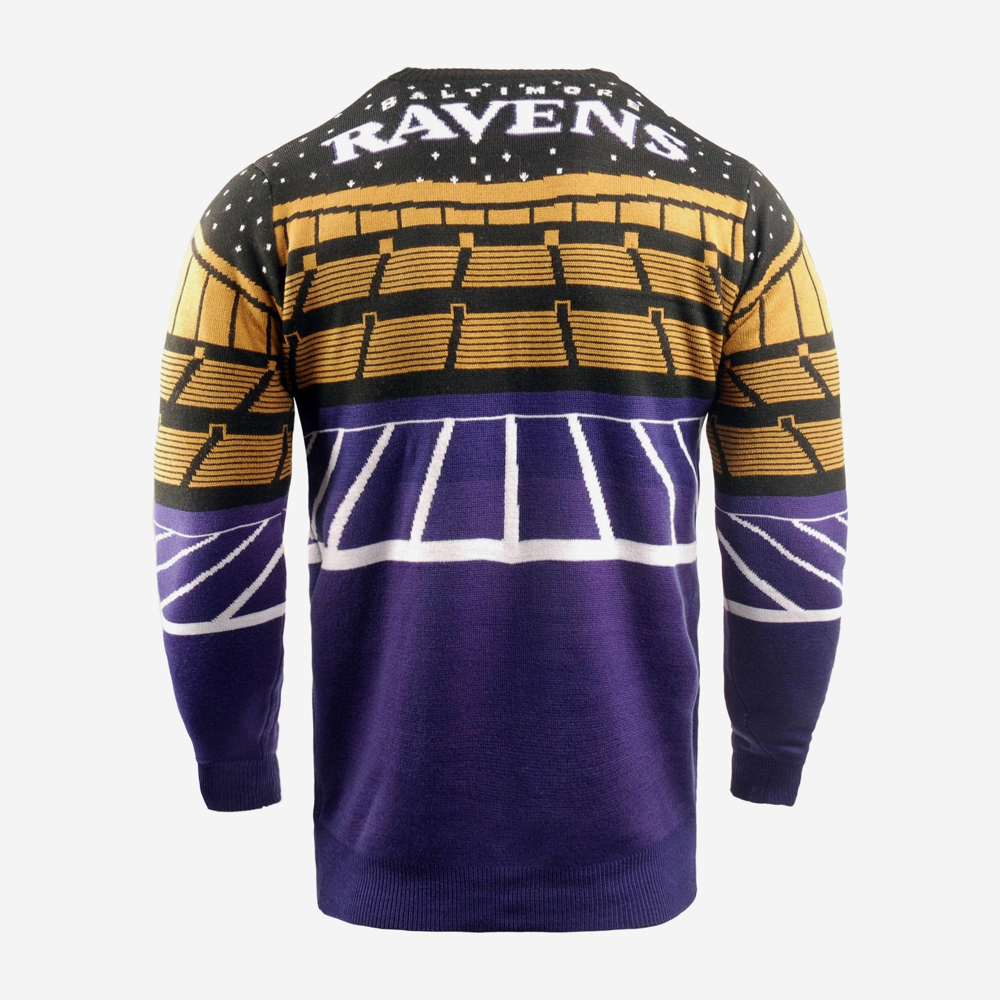 Baltimore Ravens Light Up Bluetooth Sweater
