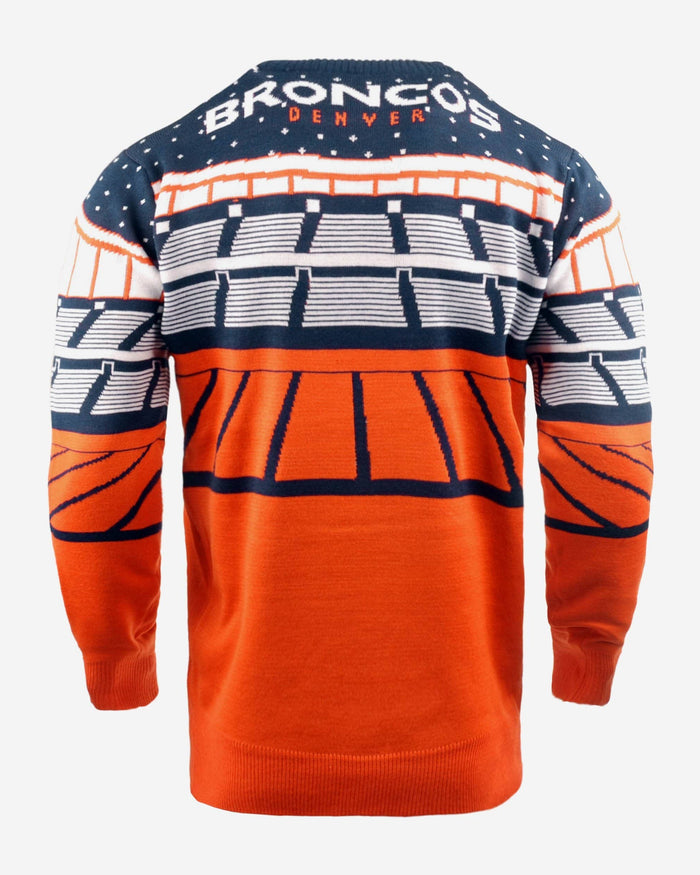 Denver Broncos Light Up Bluetooth Sweater FOCO - FOCO.com