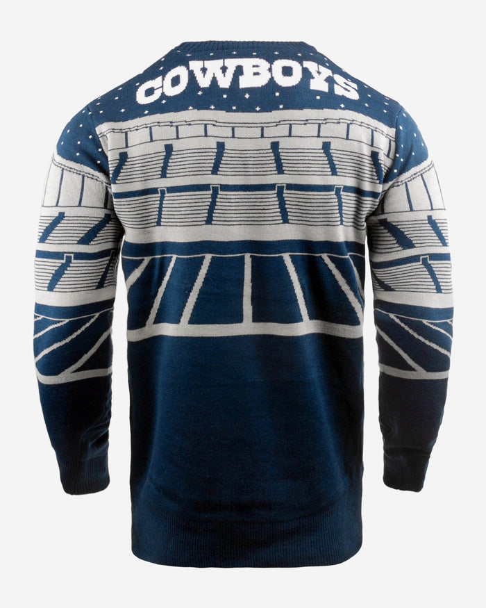 buy online c61df 6d743 Dallas Cowboys Light Up Bluetooth Sweater