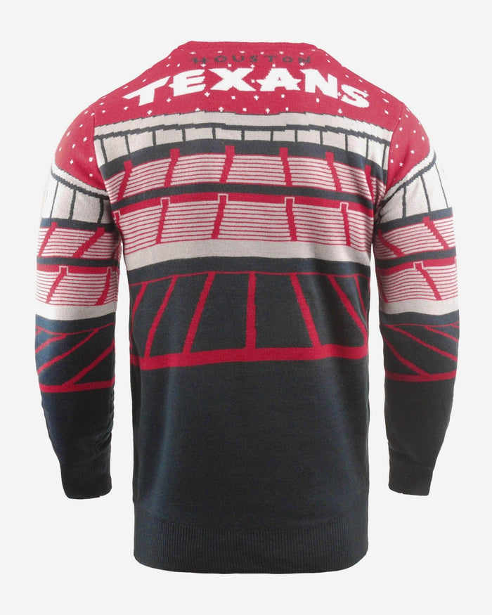 Houston Texans Light Up Bluetooth Sweater FOCO - FOCO.com