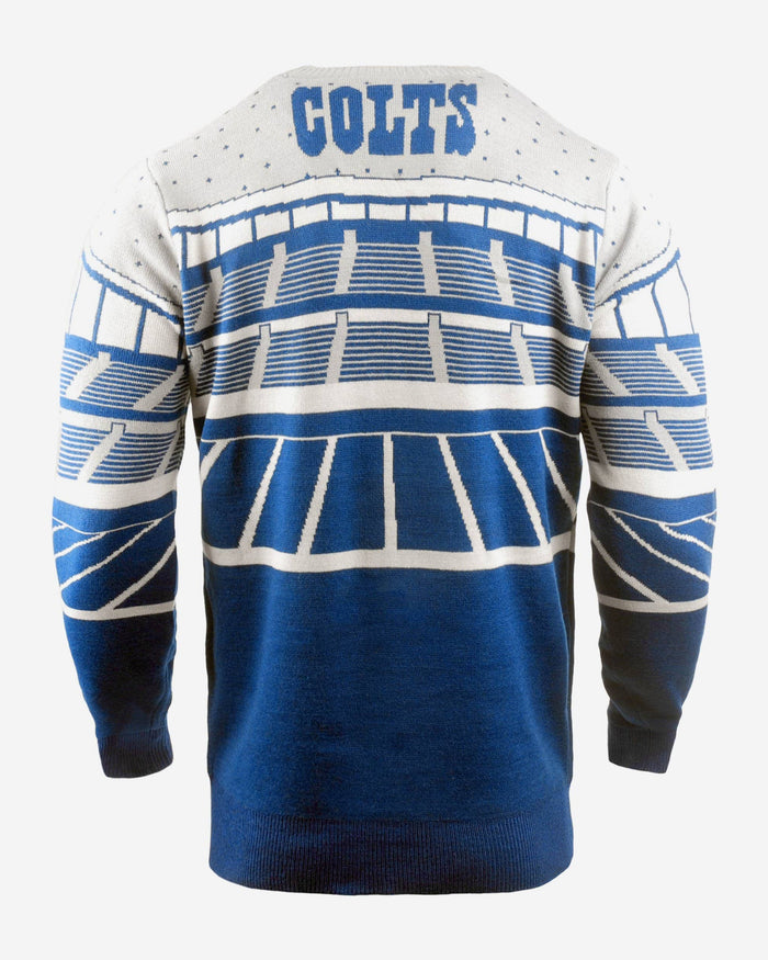 Indianapolis Colts Light Up Bluetooth Sweater FOCO - FOCO.com
