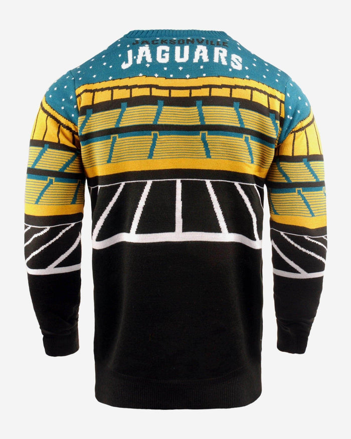 Jacksonville Jaguars Light Up Bluetooth Sweater FOCO - FOCO.com