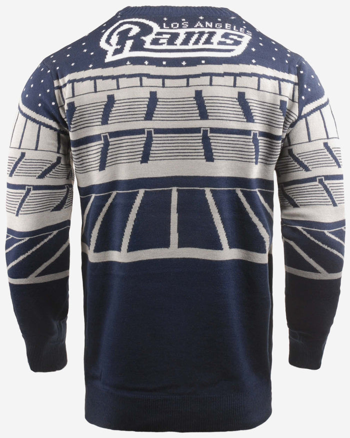 Los Angeles Rams Light Up Bluetooth Sweater FOCO - FOCO.com