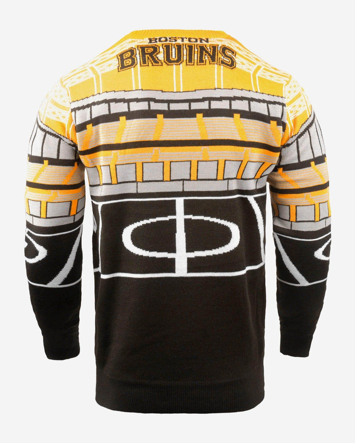 Boston Bruins Light Up Bluetooth Sweater FOCO - FOCO.com