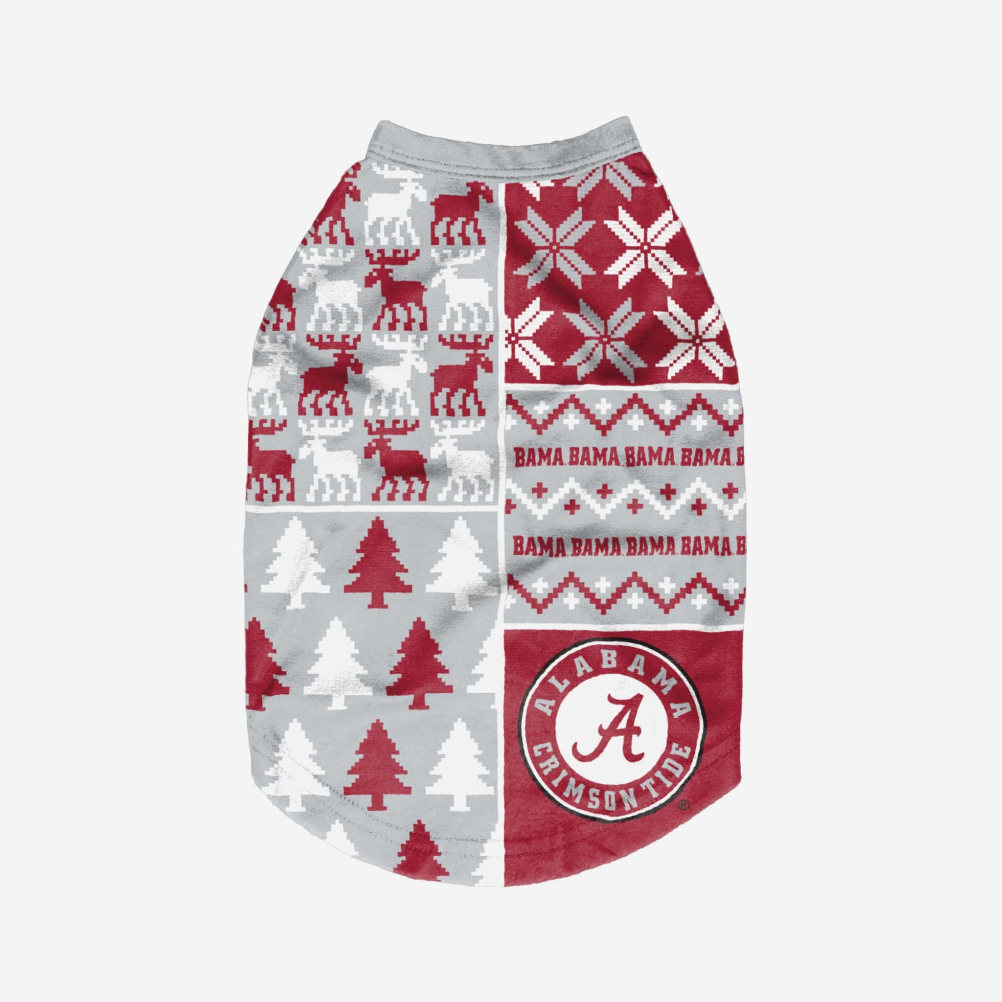 FOCO Alabama Real Ugly Sweater Gnome Busy Block
