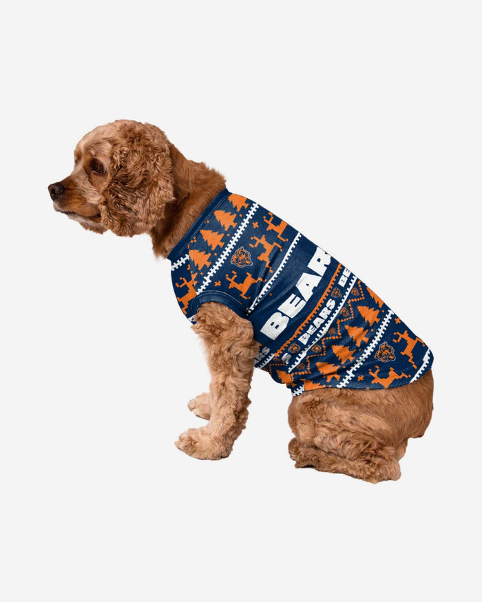 Chicago Bears Dog Family Holiday Sweater FOCO S - FOCO.com