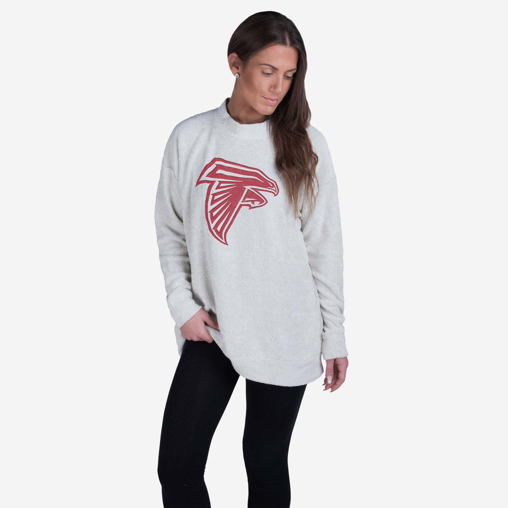 Atlanta Falcons Womens Oversized Comfy Sweater FOCO - FOCO.com