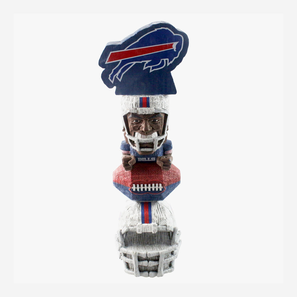 Buffalo Bills Tiki Figurine