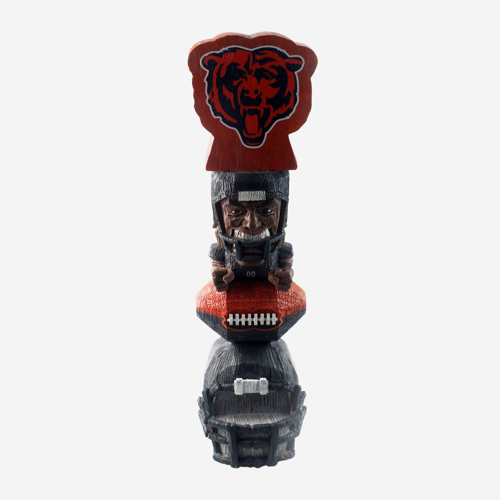 Chicago Bears Tiki Figure FOCO - FOCO.com