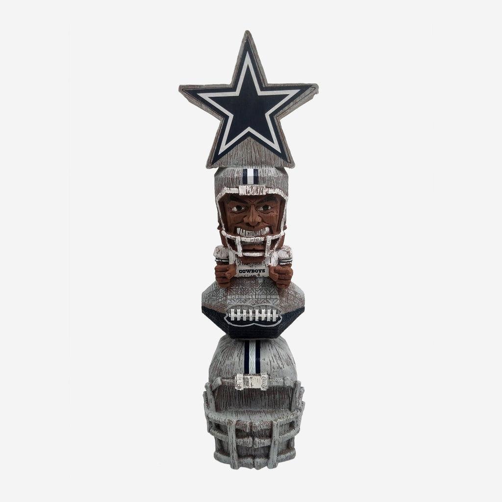 Dallas Cowboys Tiki Figure FOCO - FOCO.com