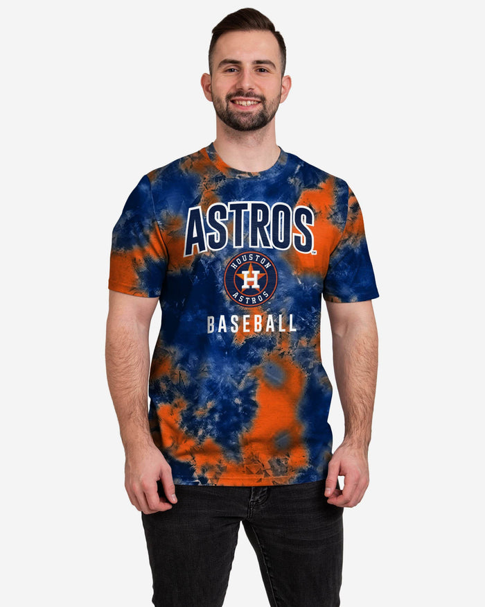 Houston Astros To Tie-Dye For T-Shirt FOCO S - FOCO.com