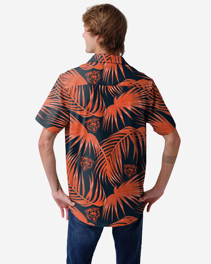 Chicago Bears Hawaiian Button Up Shirt FOCO S - FOCO.com