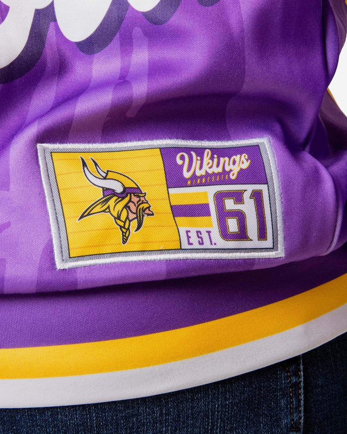 Minnesota Vikings Team Art Shirt FOCO - FOCO.com