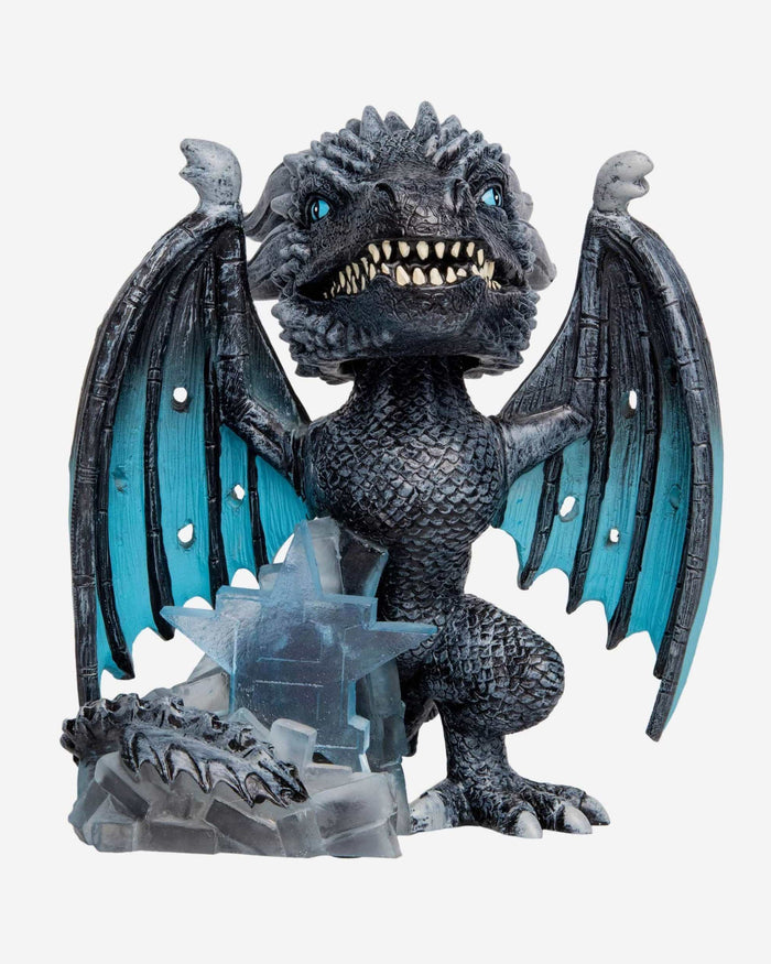Houston Astros Game Of Thrones Fire Dragon & Ice Dragon Bobbleheads Set FOCO - FOCO.com