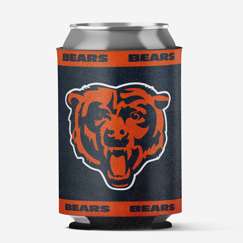 Chicago Bears Insulated Can Holder FOCO - FOCO.com