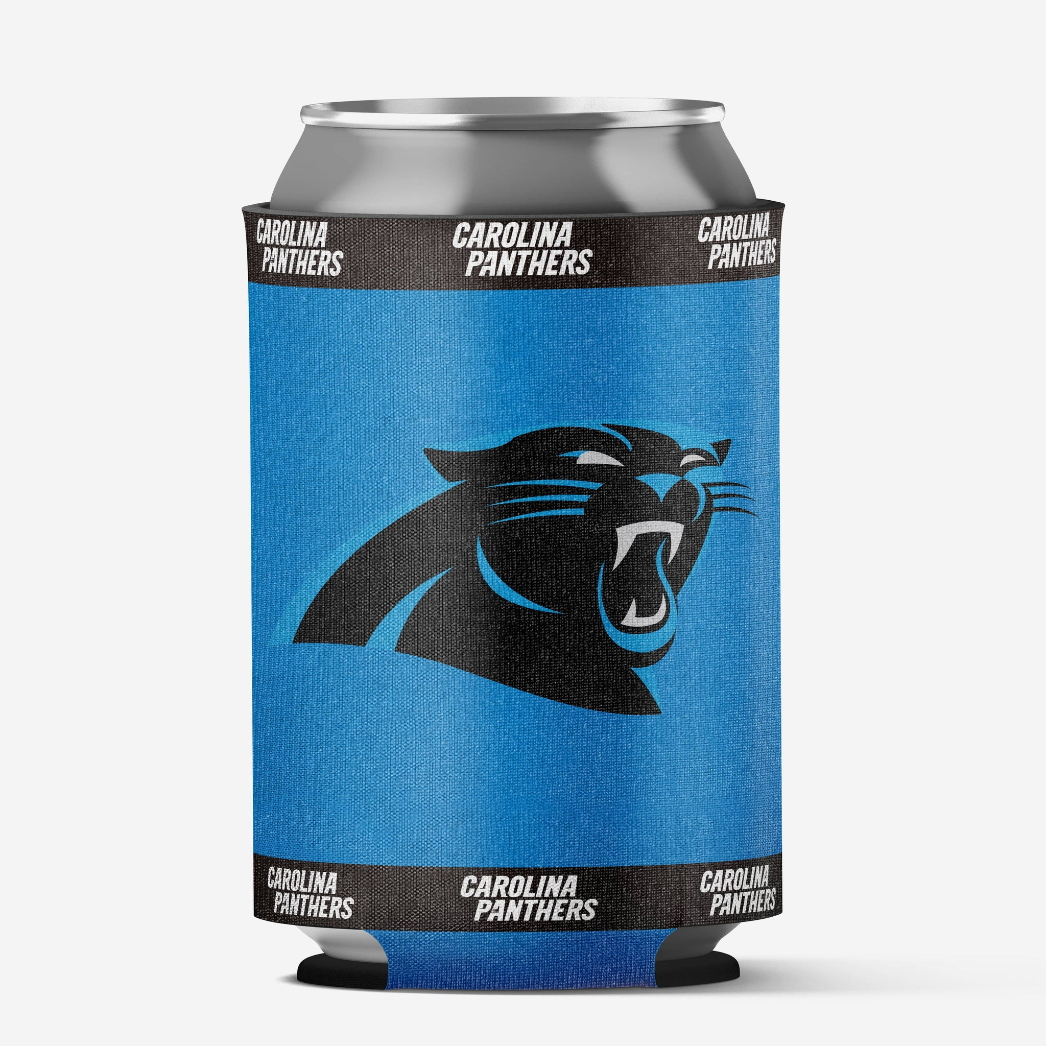 Carolina Panthers Insulated Can Holder FOCO - FOCO.com