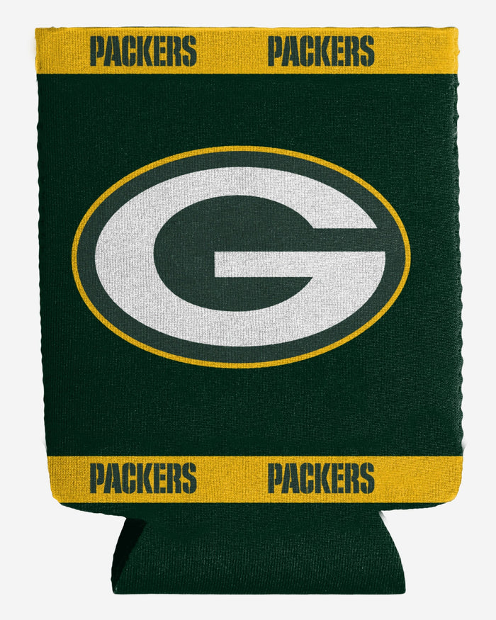 Green Bay Packers Insulated Can Holder FOCO - FOCO.com