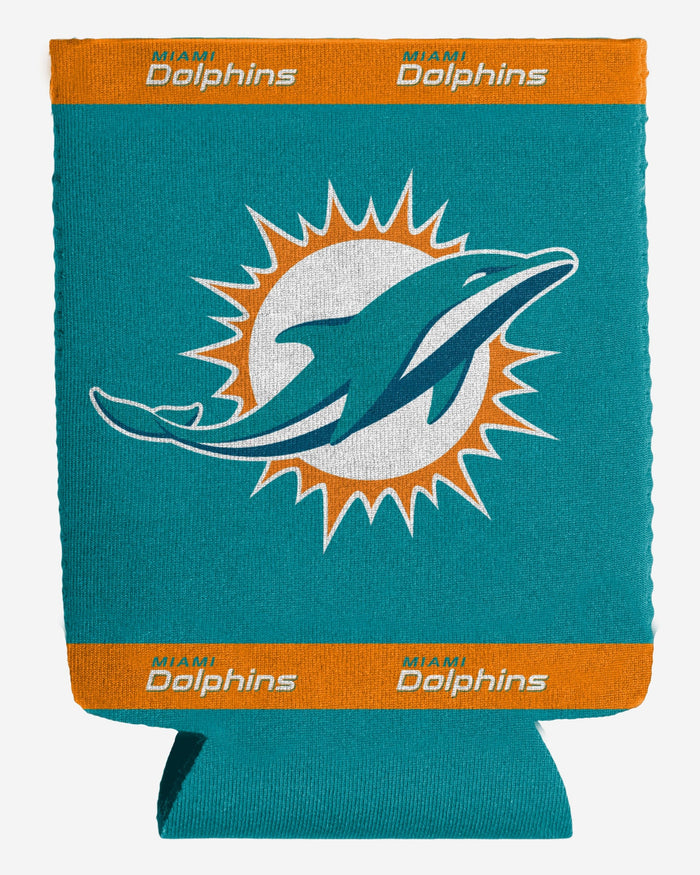 Miami Dolphins Insulated Can Holder FOCO - FOCO.com