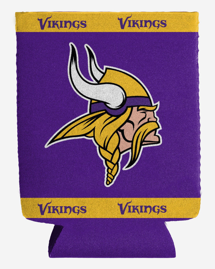Minnesota Vikings Insulated Can Holder FOCO - FOCO.com