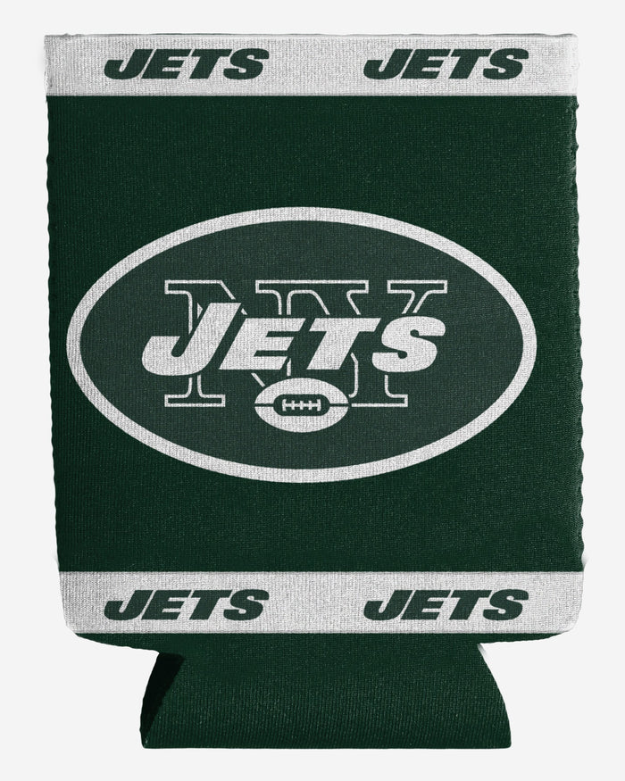 New York Jets Insulated Can Holder FOCO - FOCO.com