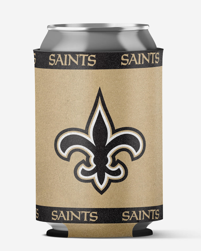 New Orleans Saints Insulated Can Holder FOCO - FOCO.com