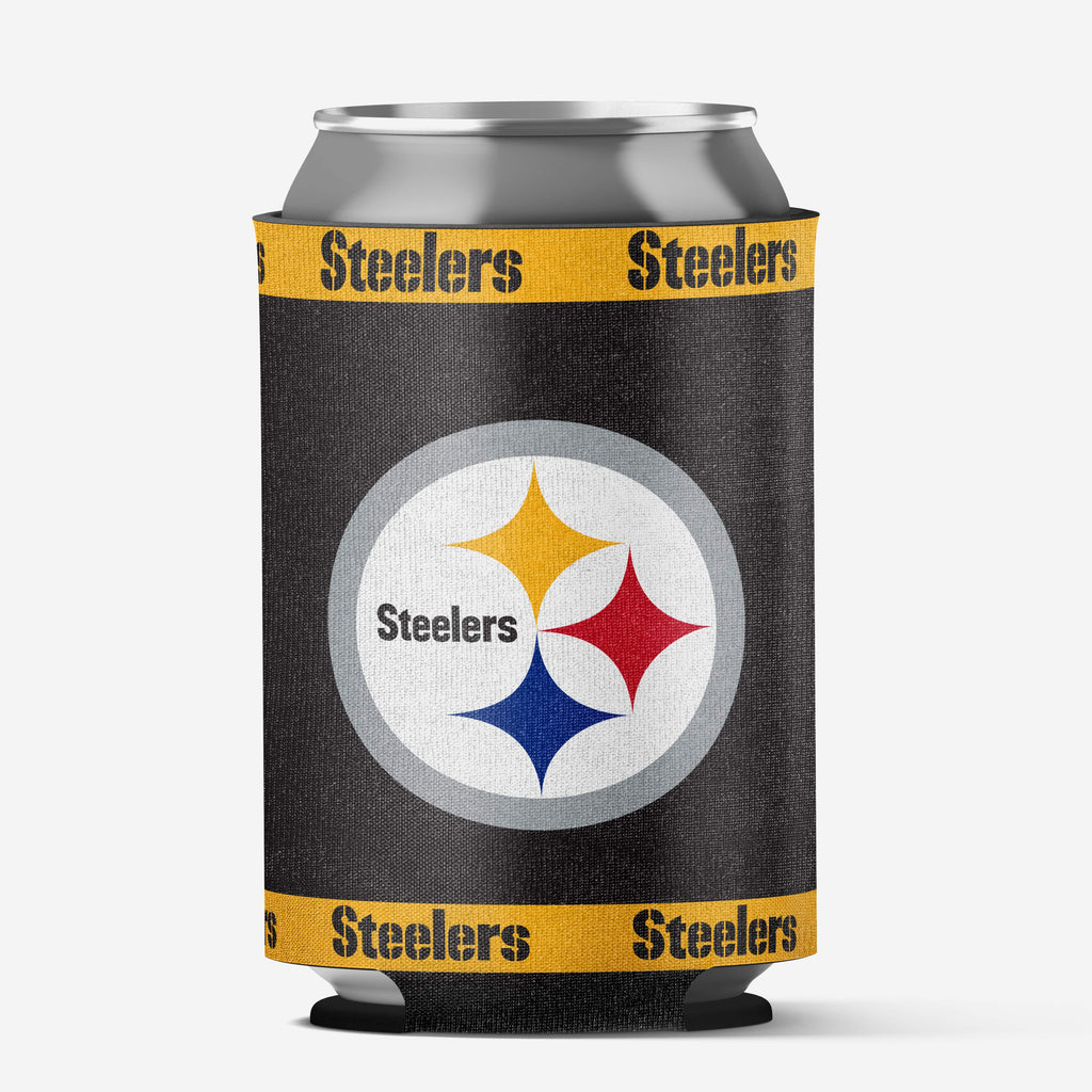 Pittsburgh Steelers Insulated Can Holder FOCO - FOCO.com