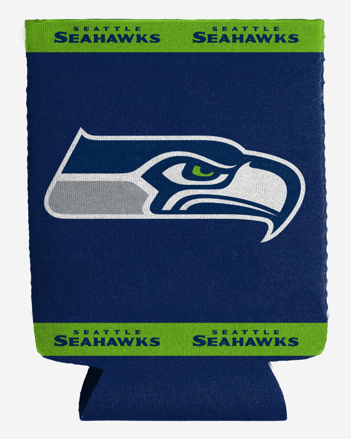 Seattle Seahawks Insulated Can Holder FOCO - FOCO.com