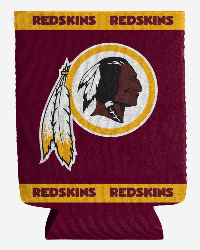 Washington Redskins Insulated Can Holder FOCO - FOCO.com